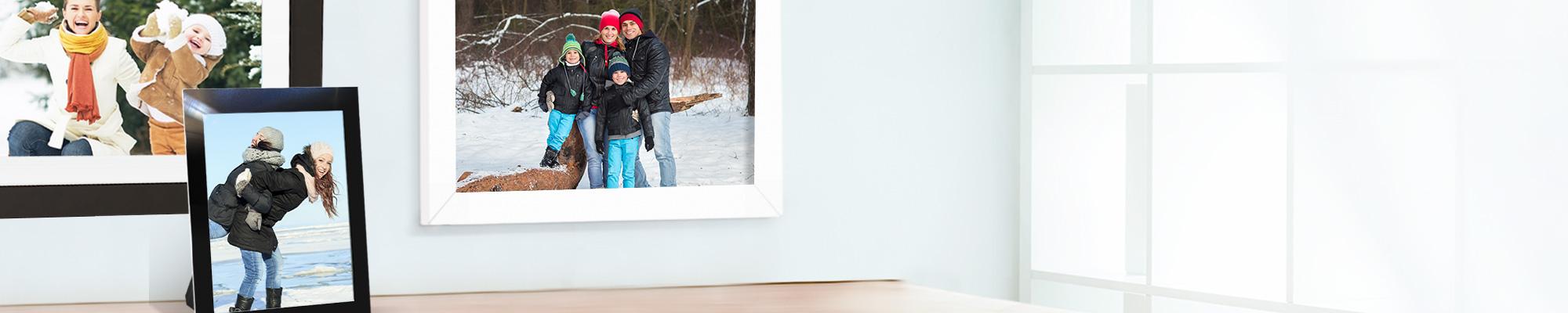 Framed Prints : Elegant framed prints make the perfect gift