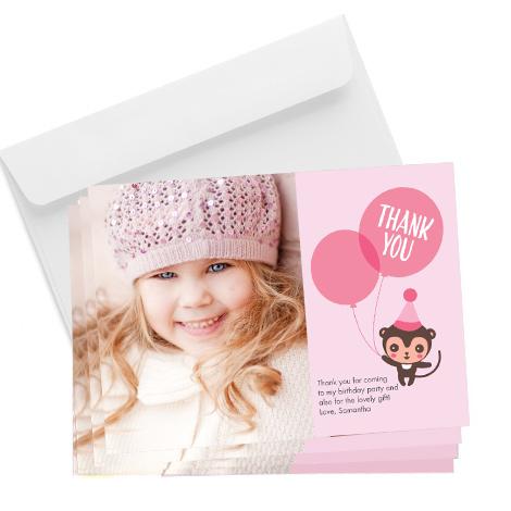 Little Monkey Girl Design