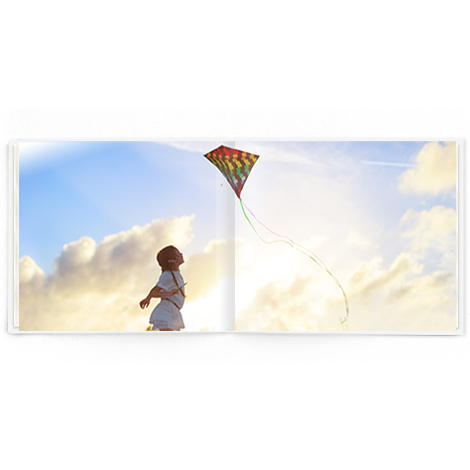 "6x4"" Layflat Photo Book - £5.99"