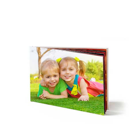 "7x5"" Softcover Book"