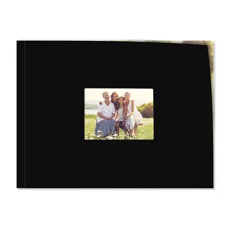 "7x5"" Paper Cover Photo Book"