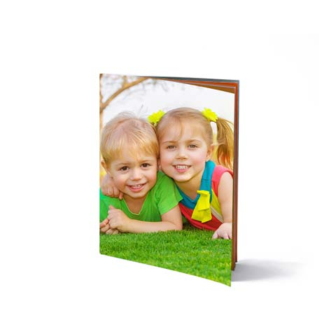 "8x11"" Softcover Book"
