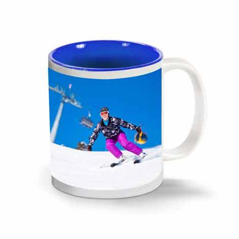 11oz Mug with inside colour