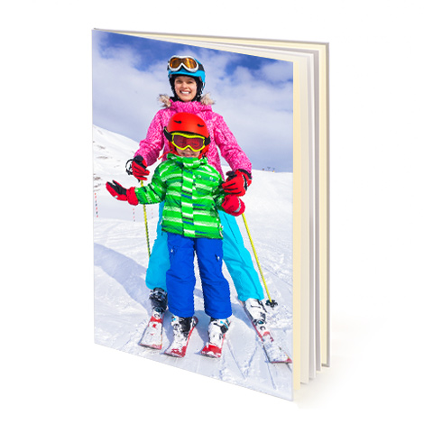 """7x5"""" Softcover Photo Book"""