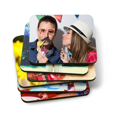 Photo Coasters - set of 6