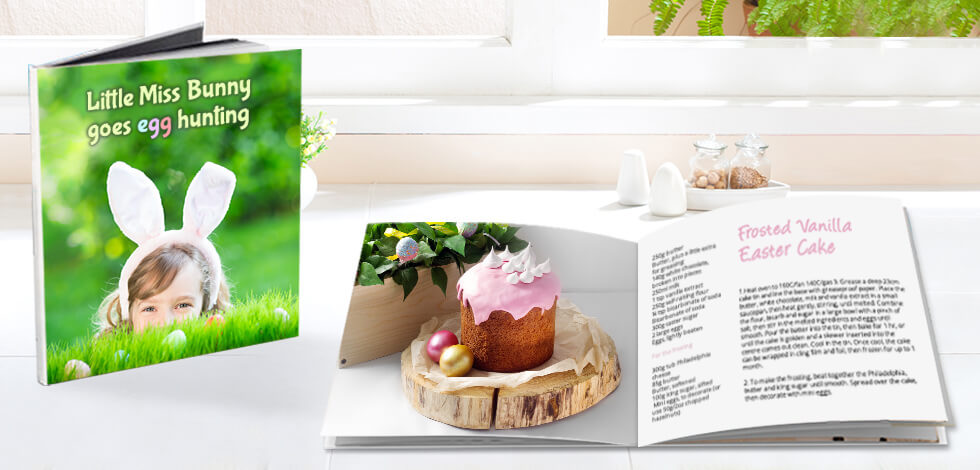 Personalised Photo Books From £5.99