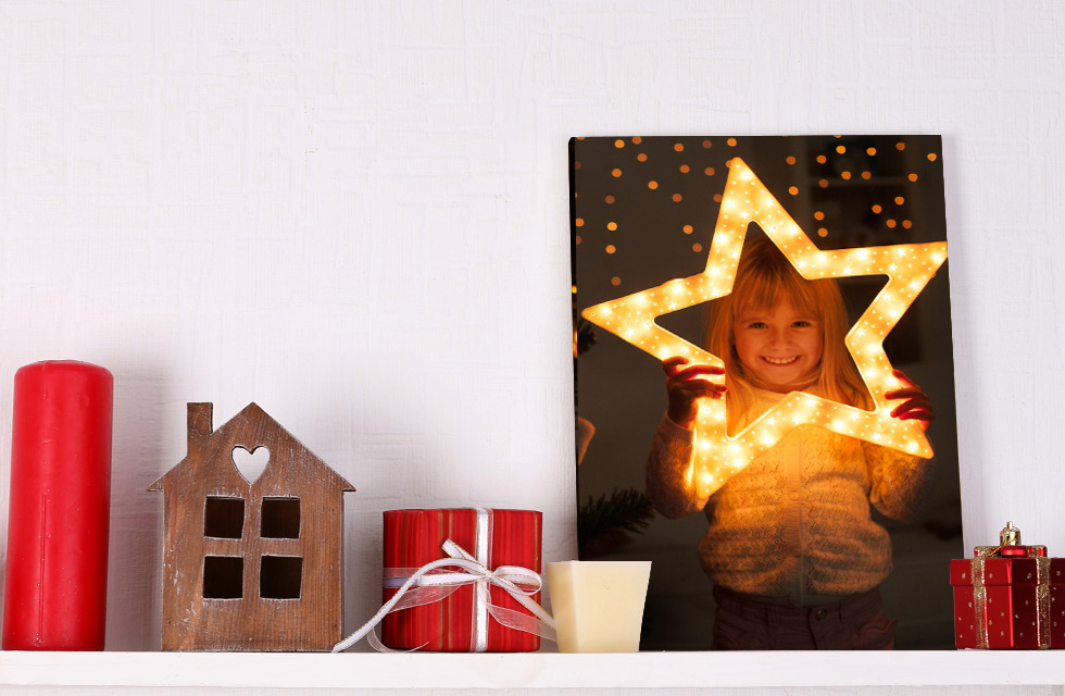 Canvas Photo Prints - From £10