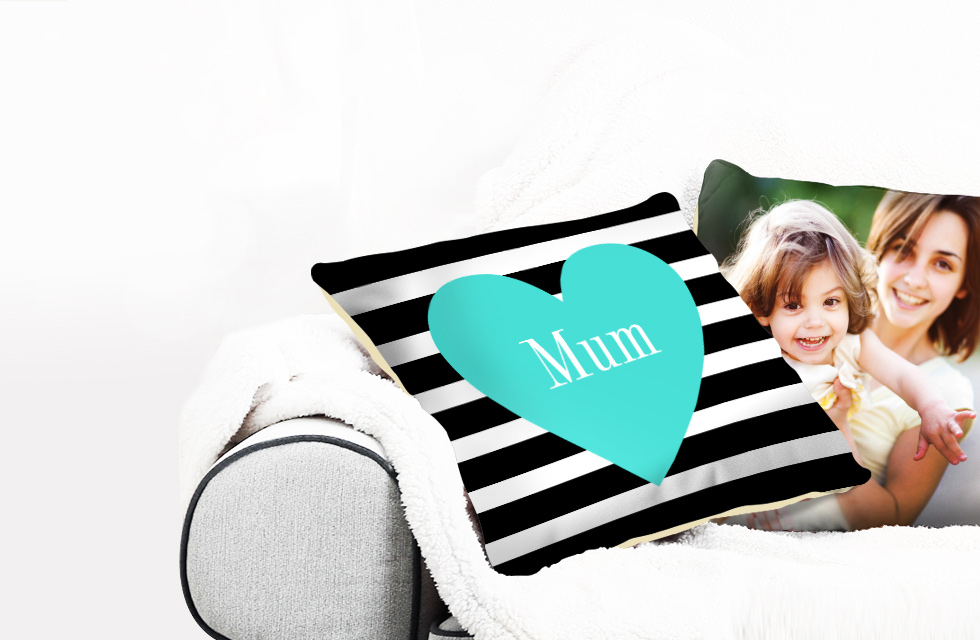Personalised Cushions - From £17.99