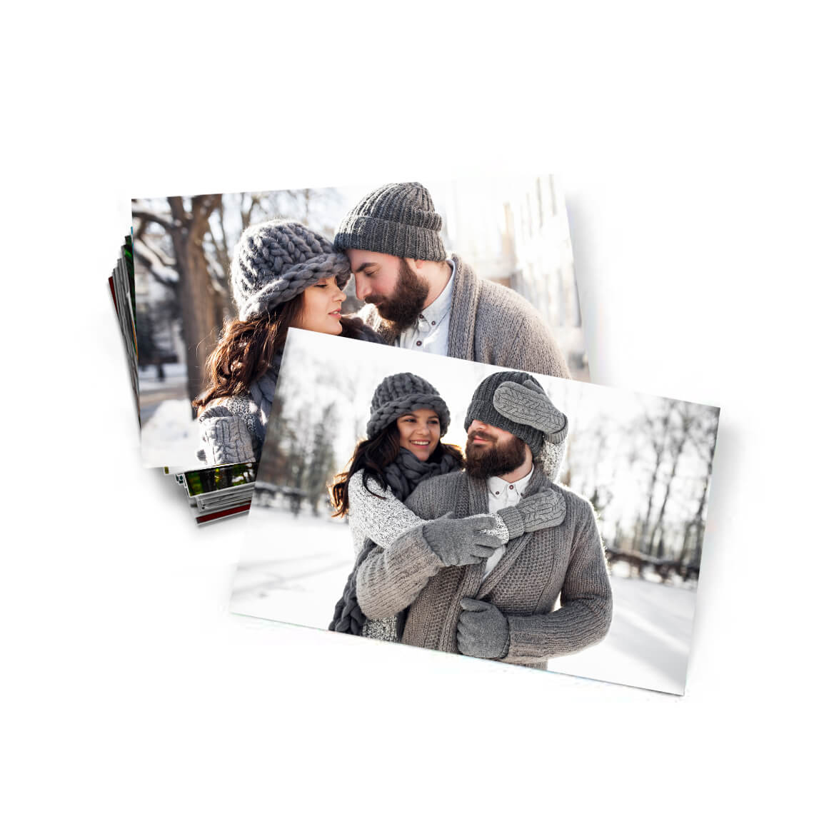 """An image of 7"""" x 5"""" (18x13cm) Personalised Photo Prints - Gloss   By Truprint"""