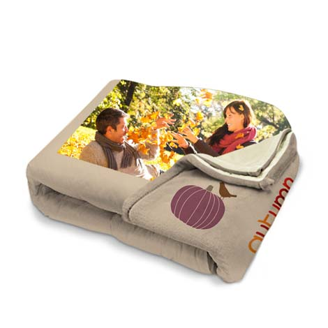 Personalised Blanket Just £59.99