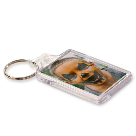 Personalised Photo Keyring Just £2.99