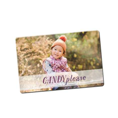 Personalised Photo Magnet Just £2.99