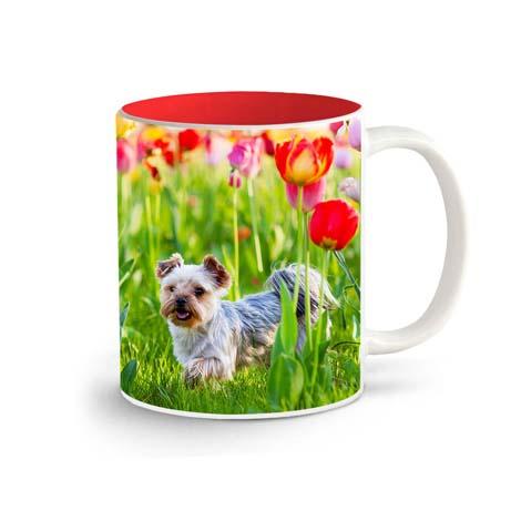 11oz Coloured Coffee Mug - £10.99