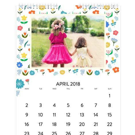 A3 Standard Photo Calendar - £18.99