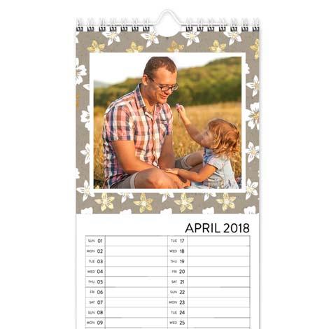 Kitchen Photo Calendar - £11.99