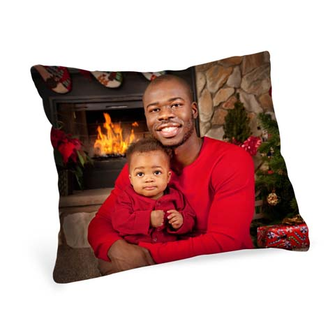 "12x12"" Photo Cushion - £17.99"
