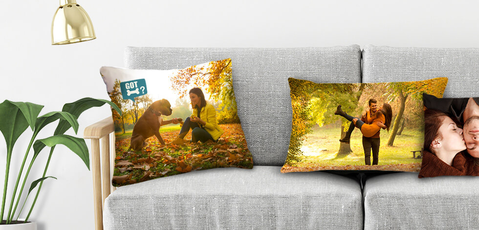 Personalised Cushion From £17.99