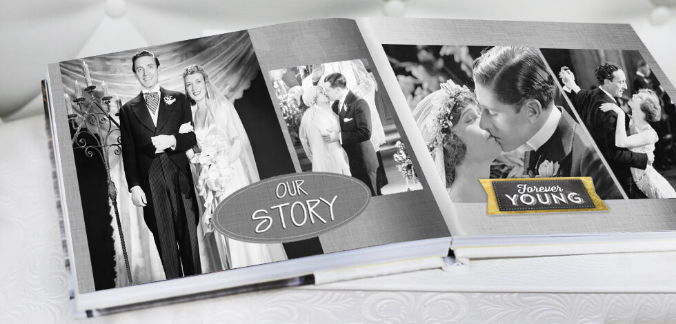 This Is Your Life Style Photo Books From £5.99