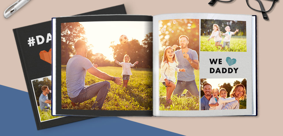Share all your best moment together - Photo Books from £5.99