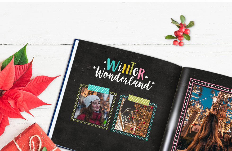 Personalised Photo Books - From £5.99
