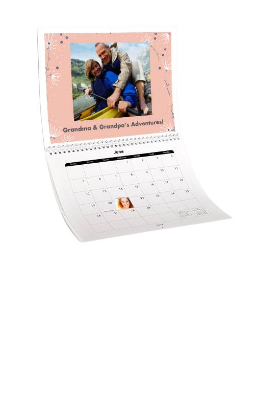 Image of 11.5x14 Wall Calendar