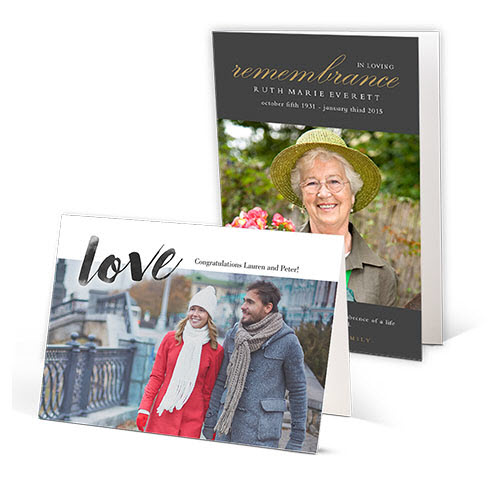 photo cards  create custom photo cards  walgreens photo, Birthday card