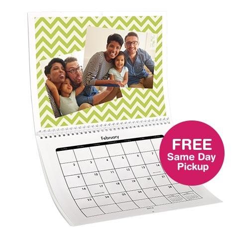 Photo Calendars - Make a Custom Calendar | Walgreens Photo