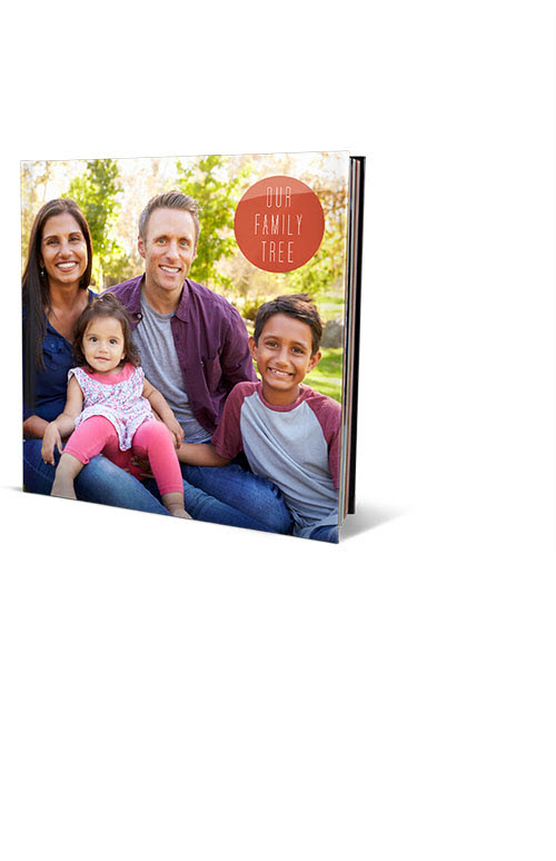 Personalized Photo Books. 8x8 Photo Book. Personalize a one-of-a-kind photo book to celebrate the new baby, vacation photos, family recipes and more. Feature up to 15 photos per page and add photo captions and page titles. Die-cut window in cover to showcase a favorite photo. Makes a great gift! Size:8x8.
