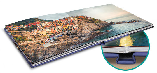 "8""x8"" Premium Lay Flat Photo Book"""
