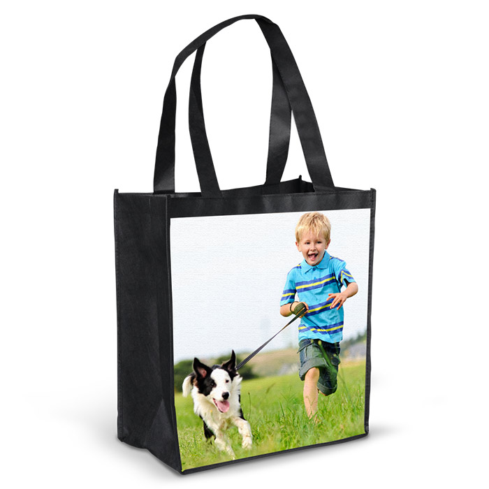 Personalized Reusable Shopping Bag